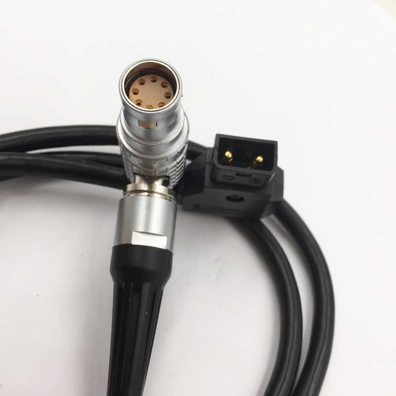 Разъем LEMO FHJ 2B 8 контактный разъем Arri Alexa мини Камера Мощность Вилки D-TAP B-Тип штекер включите Мощность FHJ.2B. 308. CLLD