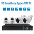 PUAroom 4CH 1080 p IP66 nachtsicht AHD kamera RoHS FCC CE genehmigt H.264 onvif video aufnahme Innen Sicherheit Kamera system|Überwachungskameras|   -