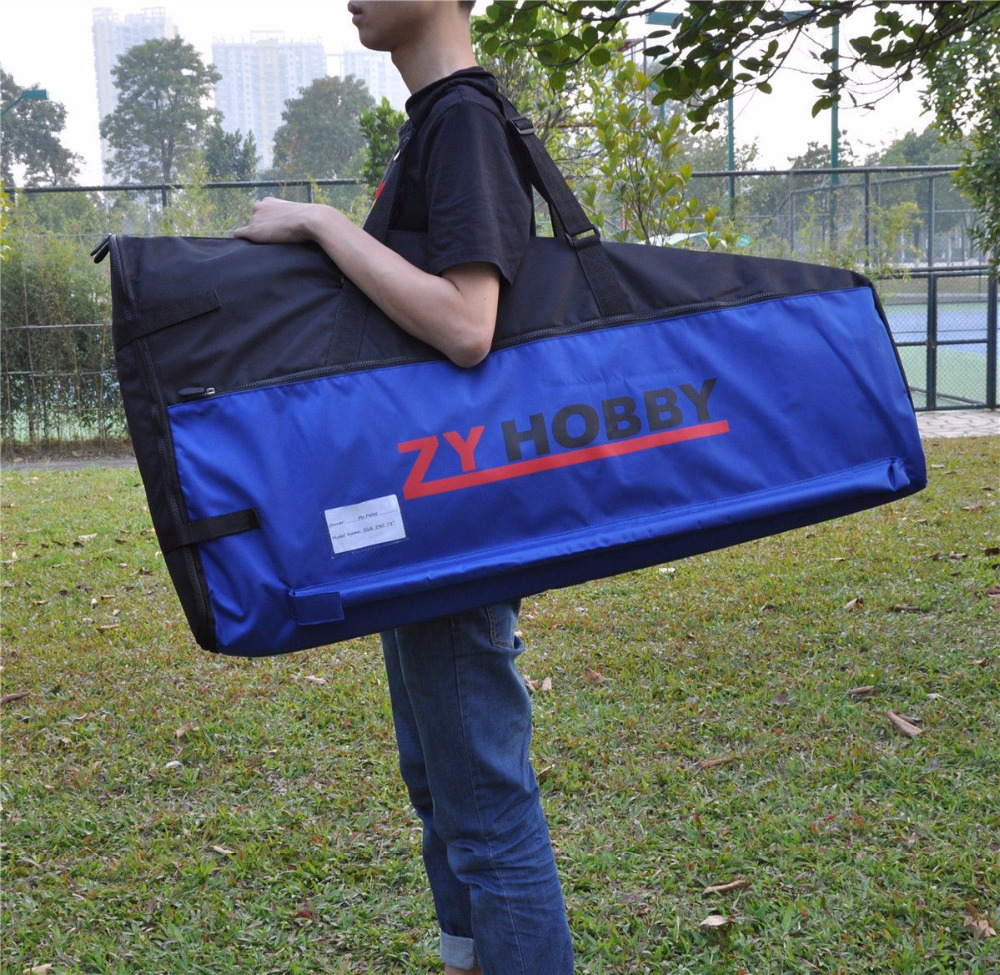 US Stock Wing Bag For 98-113in (85-120CC) 3D Gas Plane Waterproof Protection blue new in stock 2mbi150ur 120