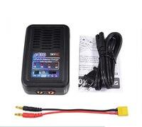 Skyrc e4 30 w ac compacto 3a 30 w 2 s 3 s 4S vida lipo rc battery charger balance