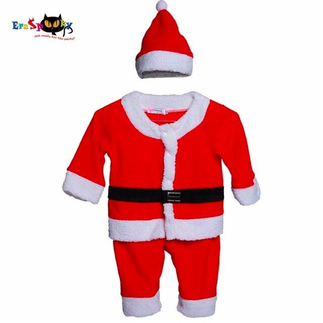 Kerst Kostuum Cosplay Kerstman Kostuum Kerst Pak Voor Jongens
