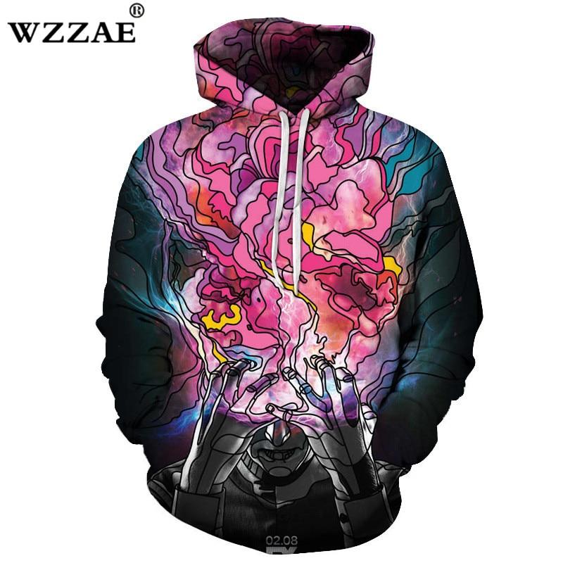Movie Printed 3D Hoodies Men Women Sweatshirts Funny Printed Hooded Pullover Fashion Autumn Winter Tracksuits Brand Hoodies