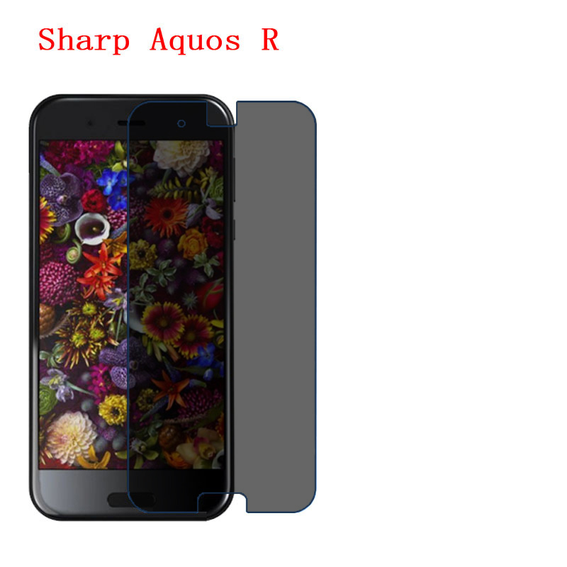 For Sharp AQUOS R SHV39 Saftbank 604SH SH-03 Screen Protector Privacy  Anti-Blu-ray Effective Protection Of Vision