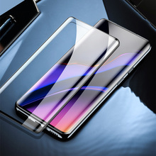 JONSNOW 3D Curved Tempered Glass for Oneplus 7 Pro 6.4 Screen Protector 9H Hard Edge Full Protective