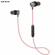 GDLYL 2018 Esportes fone de Ouvido Sem Fio Fone De Ouvido Bluetooth Para Telefone Com Mic Auriculares Estéreo Bluetooth fone de Ouvido Fones de Ouvido Fone de Ouvido