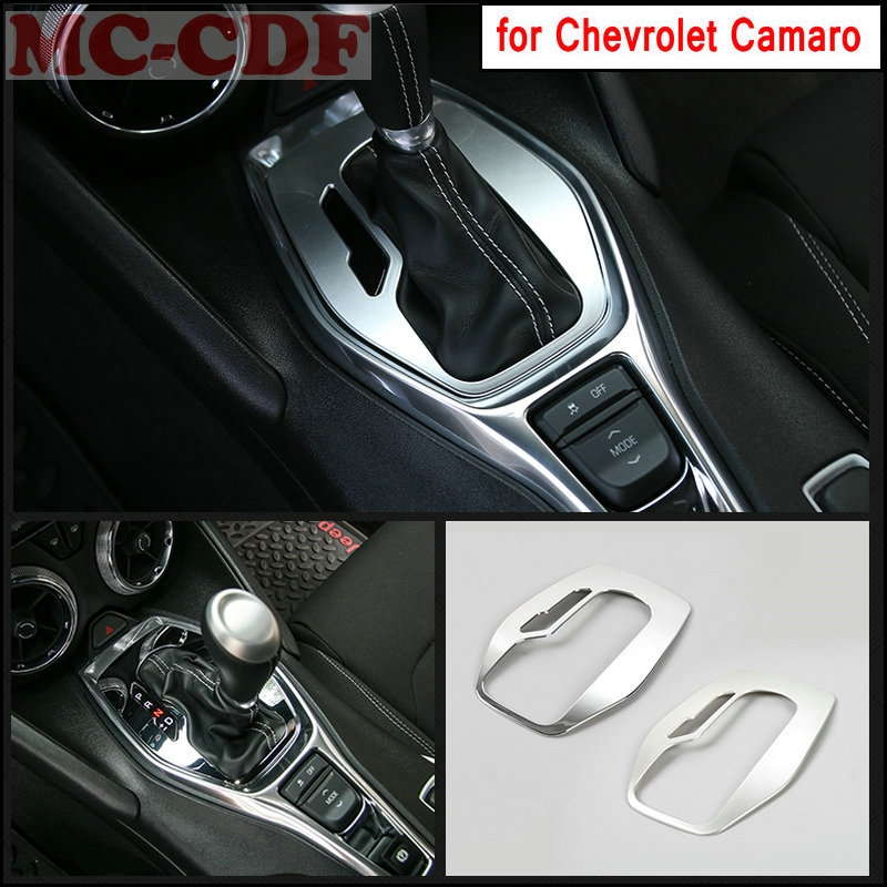 2016 2017 Car Accessiores Styling 1pcs Abs Plastic Car Inner Steering Wheel Below Cover Trim For Chevrolet Camaro Sixth Gen Automobiles & Motorcycles