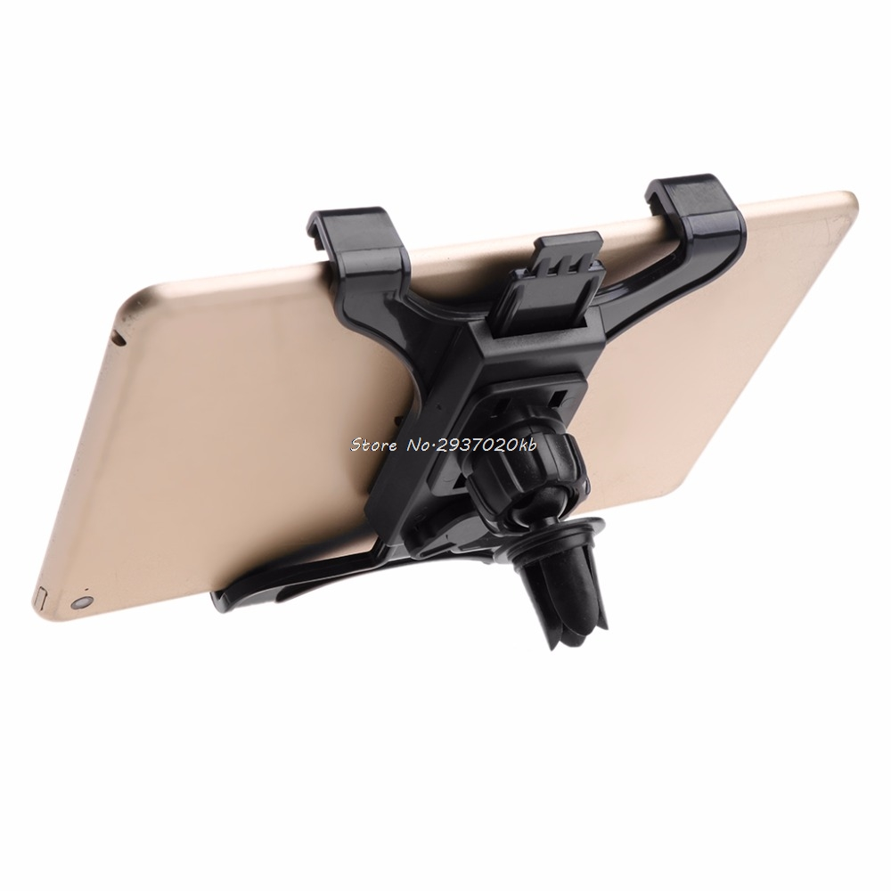 Car Air Vent Mount Holder Stand For 7 to11inch ipad Samsung Galaxy Tab Tablet PC HUZZ_7 yunai 7 11 inch tablet car air vent mount stand holder for ipad new tablet car holder navigatio mount stand for samsung