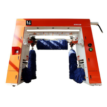 Автоматическая компьютерная стиральная машина, козловая щетка, стиральная машина, автоматическая стирка, сушка на воздухе, автомобильная стиральная машина