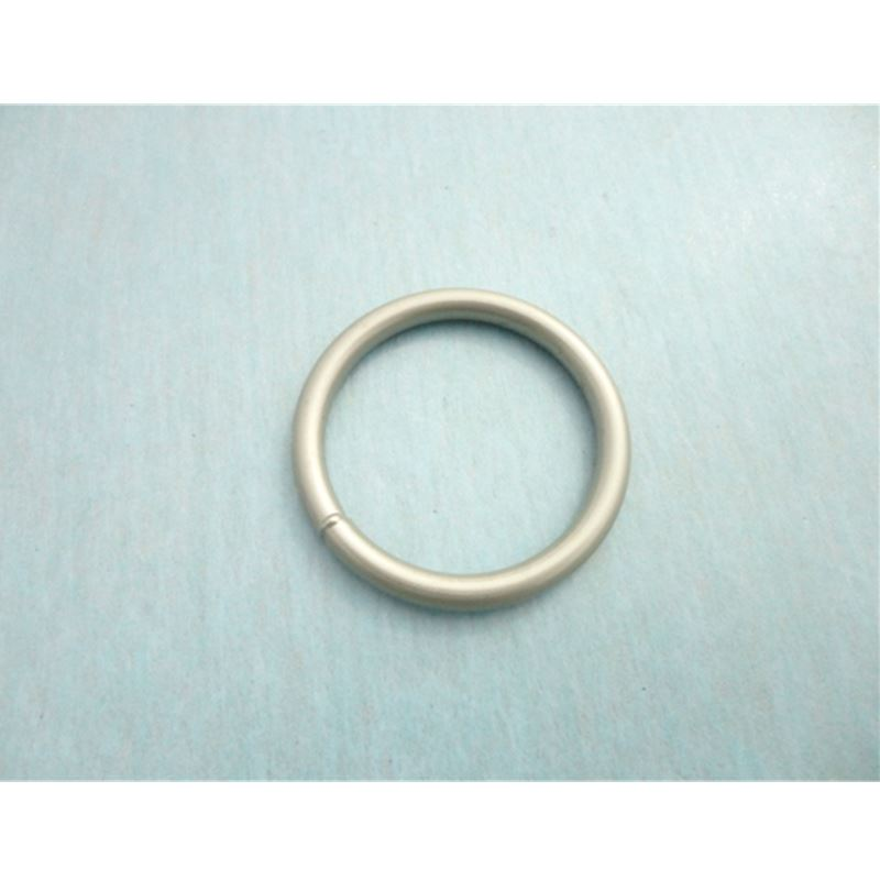 Strong Circle Nikel Plated Ring Round Ring Metal Ring O-Ring Dimeter 38mm Horse Halter Buckle 20 Pieces Per Lot