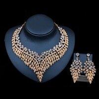 LAN PALÁCIO de preços por atacado moda nupcial jóias africano contas de colar e brincos conjuntos de jóias de cristal frete grátis