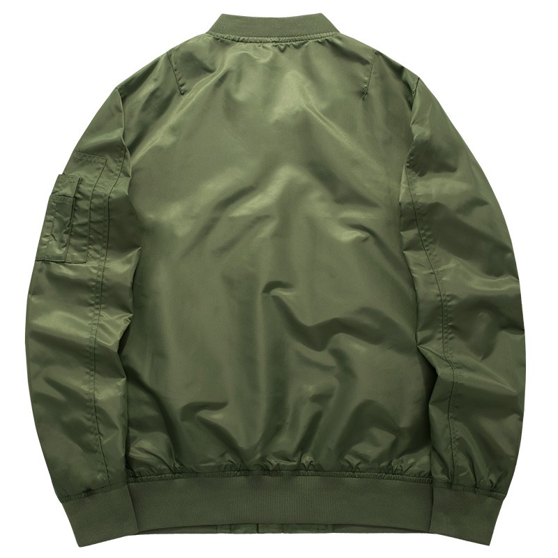 High quality Ma1 Thick and Thin Army Green Military Motorcycle Ma-1