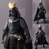 Star Wars Samurai Taisho Darth Vader 1 7 Scale Painted PVC Action Figure Collectible Model Toy