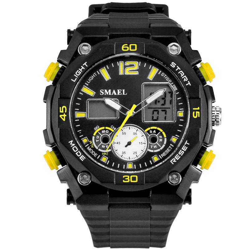 Multifunctional Men s Sports Watches LED Digital Wristwatch Male Clock Quartz Watch relogios masculino montre homme