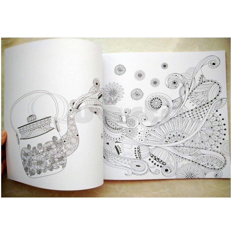 Hermoso día embarazadas libros para colorear para adultos relieve ...