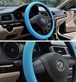 Capas de carro tampa da roda de direcção do carro acessórios do carro para MINI COOPER R50 R53 R56 F56 smart fortwo forfour vw glof 5 6 7 polo