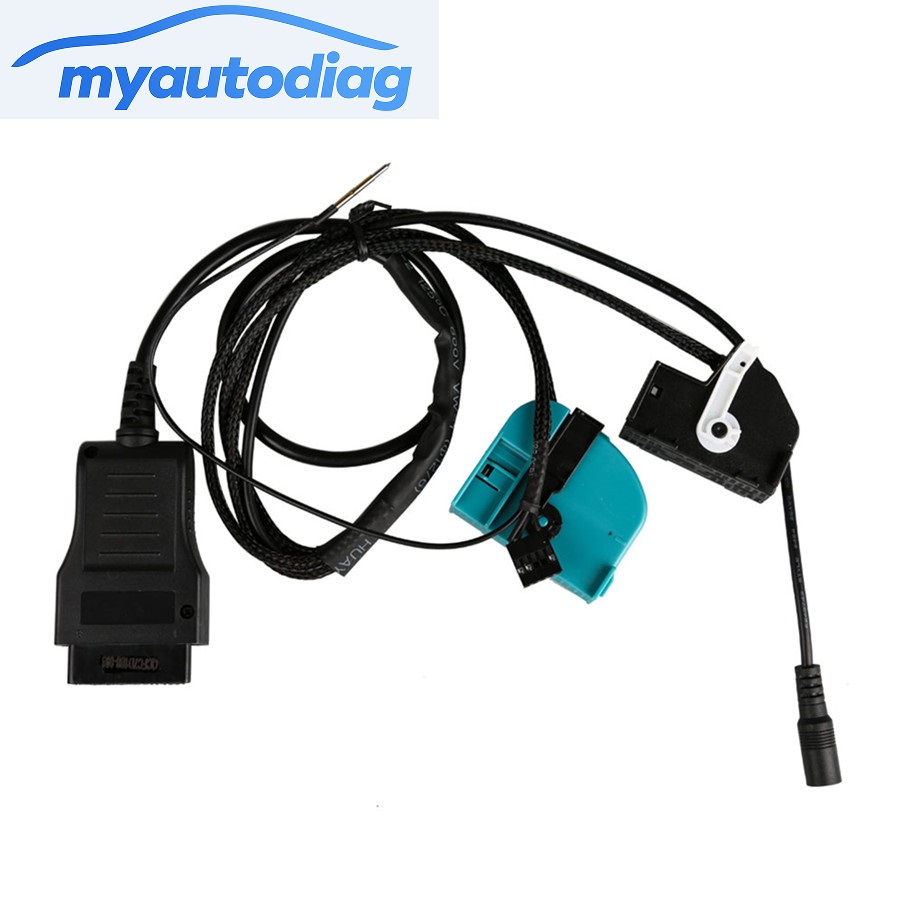 CAS Plug for VVDI 2 for BMW or Full Version (Add Making Key For BMW EWS)Connect CAN LINE Manually ювелирное изделие 34273