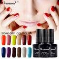 Vrenmol 8ml Primer Glitter Colors UV Gel Nail Polish Permanen Varnishes Long Lasting Esmaltes Fingernails Manicure Set
