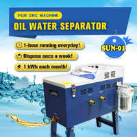 SOL-01 CNC Skimmer Óleo Separador de Água Para Todos Os Tipos de CNC Máquina 110 V, 220V