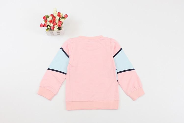 Nuevo desgaste de los niños primavera Niñas bebé puro fresco manga ... 45457b26eb4b3