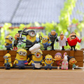 14pc/Set Despicable Me 2 Figures Despicable Me Minions Action Figure Doll Toys 3.7-6.7CM