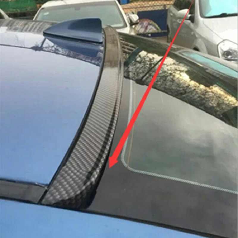 Auto Carbon Fiber Rear Spoiler Wing voor BMW E46 E39 E90 E60 E36 F30 F10 E34 X5 E53 E30 F20 e92 E87 M3 M4 M5 X5 X6 Accessoires