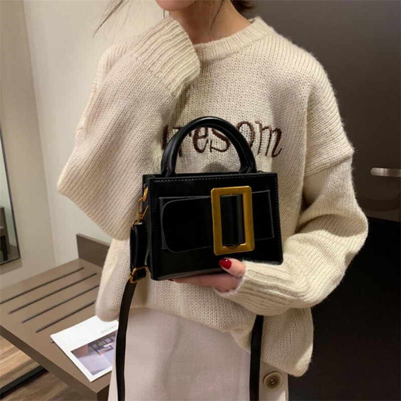 Image 4 - Famous Brand Crossbody Bags For Women High Quality Women Fashion 2019 Luxury Purse And Handbags Ladies Shoulder Messenger Bags-in Top-Handle Bags from Luggage & Bags