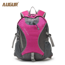 2017 AUGUR New Student Backpack Men School Backpack for Male Female suit for 15 6 inch