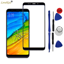 Redmi5 Front Panel For Xiaomi Redmi 5 Plus Touch Screen Sensor LCD Display Digitizer Glass Cover Redmi Redmi 5Plus Touchscreen