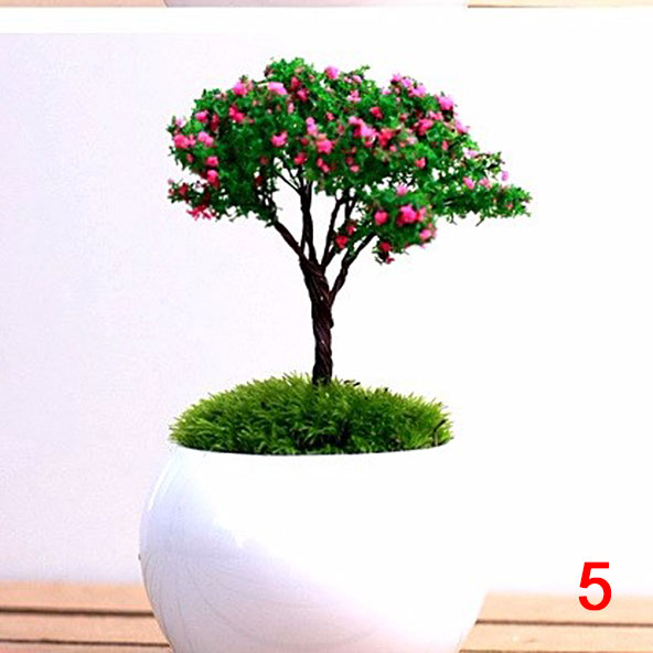 Sale 6cm Artificial Willow Trees Miniature Plants Fairy Garden Gnome Moss  Terrarium Decor For Crafts Bonsai Bottle Garden In Figurines U0026 Miniatures  From ...