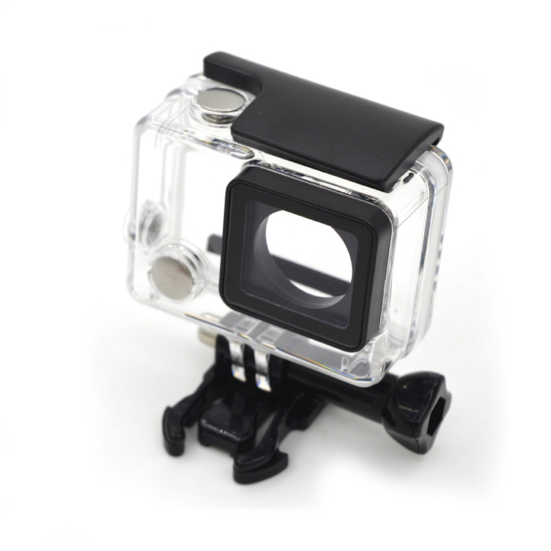 Waterproof Housing Case Outside Sport Camera 40M Underwater Protective Box For GoPro Hero 4/3/3+