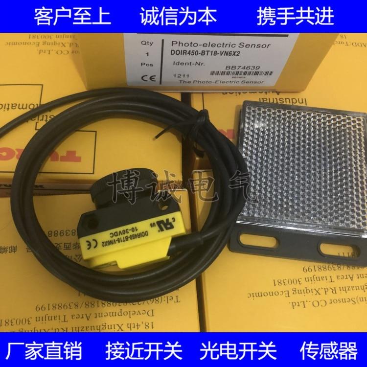 High quality photoelectric Switch DOIR450-BT18-VN6X2 DOIR450-BT18-VP6X2 quality AssuranceHigh quality photoelectric Switch DOIR450-BT18-VN6X2 DOIR450-BT18-VP6X2 quality Assurance