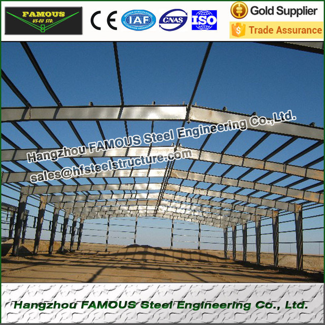 Light Steel framed Buildings for Industry Workshop and Warehouse-in ...