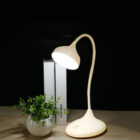Rechargeable Desk Lamp Touch Table Light USB Charging Led Lights Foldable Reading Lights Led Table Lamps