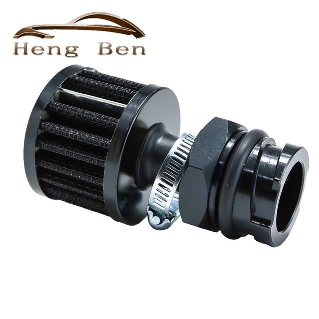US $16 78 10% OFF|HB Billet Aluminum Valve Cover Oil Cap+Breather air  filter For LSX LS1/LS6/LS2/LS3/LS7-in Cylinder Body & Parts from  Automobiles &
