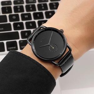 Image 5 - BAOGELA Merk Horloges voor Mannen Lederen Band Casual Business Kleine Seconden Quartz 30 m Waterdicht Mannen Kijken Relogio Masculino 2019