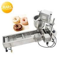 Commercial Donut Maker Electric 110V 220V Automatic Doughnut Donut Machine Maker Fryer
