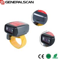 Лидер продаж GS R5000BT 51C носимых 2D Imager кольцо сканер штрих кода