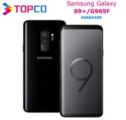 Samsung Galaxy S9+ S9 Plus G965F Original 4G LTE Android Mobile Phone Octa Core 6.2