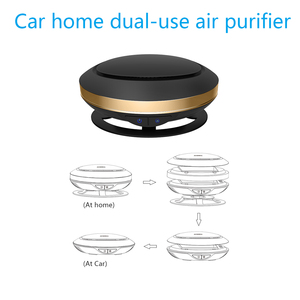 Image 2 - Creative Design Home Car Dual Purpose Air Purification Humidifier Intelligent Car Anion Sterilization Aromatherapy Humidifier