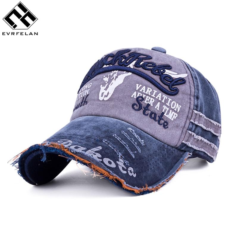 acf03aeeb5f Evrfelan Fashion Brand Men Baseball Caps Dad Casquette Women Snapback Caps  Bone Hat Unisex Vintage Hat