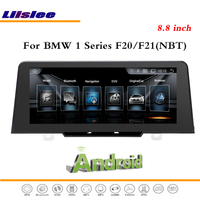 Liislee Car Android Multimedia For BMW 1 Series F20 / F21 2017 NBT System Radio BT CD DVD Player GPS Navi Map Navigation System