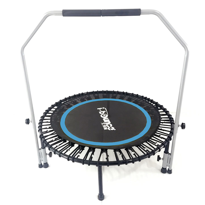Trampoline Parts Center Coupon Code: 48inch Fitness Bungee Rope Trampoline With Stability Bar