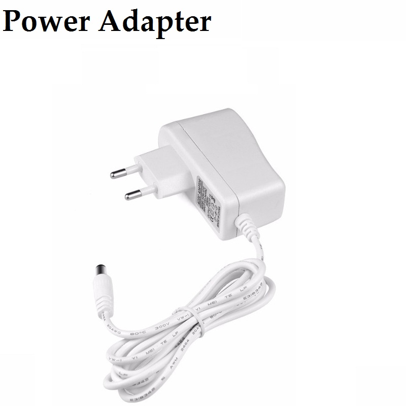 110-240V AC To DC Adapter <font><b>12V</b></font> 1A 2A Power <font><b>Adaptor</b></font> Charger Universal Switching Supply 12 Volt LED Light Strip Plug image
