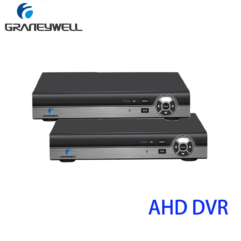 2 PCS Security AHD DVR 4CH 4 in 1 H.264 1080P CCTV DVR Digital Video Recorder HDMI Video Output Support for iPhone Android 2 PCS Security AHD DVR 4CH 4 in 1 H.264 1080P CCTV DVR Digital Video Recorder HDMI Video Output Support for iPhone Android