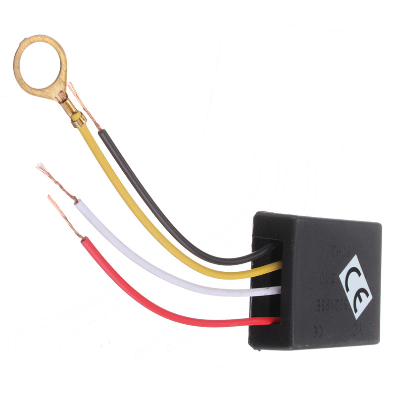 DZ1089 NEW 3 Way AC 110V Desk Light Part Touch Control Sensor Switch Dimmer Lamp