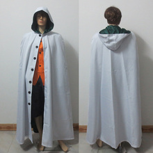 One Piece Cosplay Pluto Silvers Rayleigh Uniform Costume for Christmas and  Halloween Custom Made Any Size