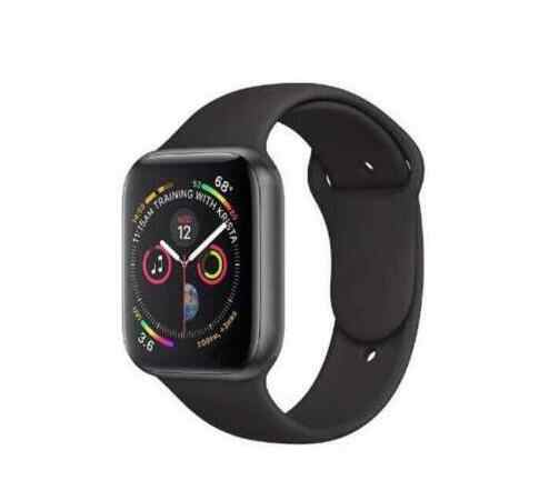 Bluetooth reloj inteligente de serie 4 estuche para reloj inteligente para apple iPhone Android teléfono inteligente ritmo cardíaco