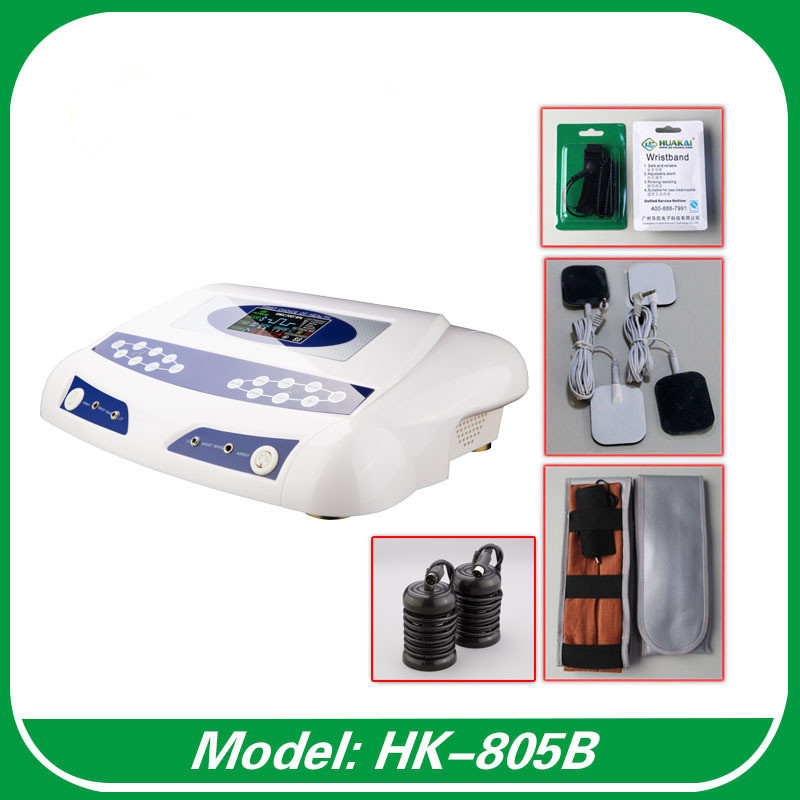 2018 ion foot bath detox machine dual ion cleanse foot spa massager for dual person use array purification with acupuncture pad