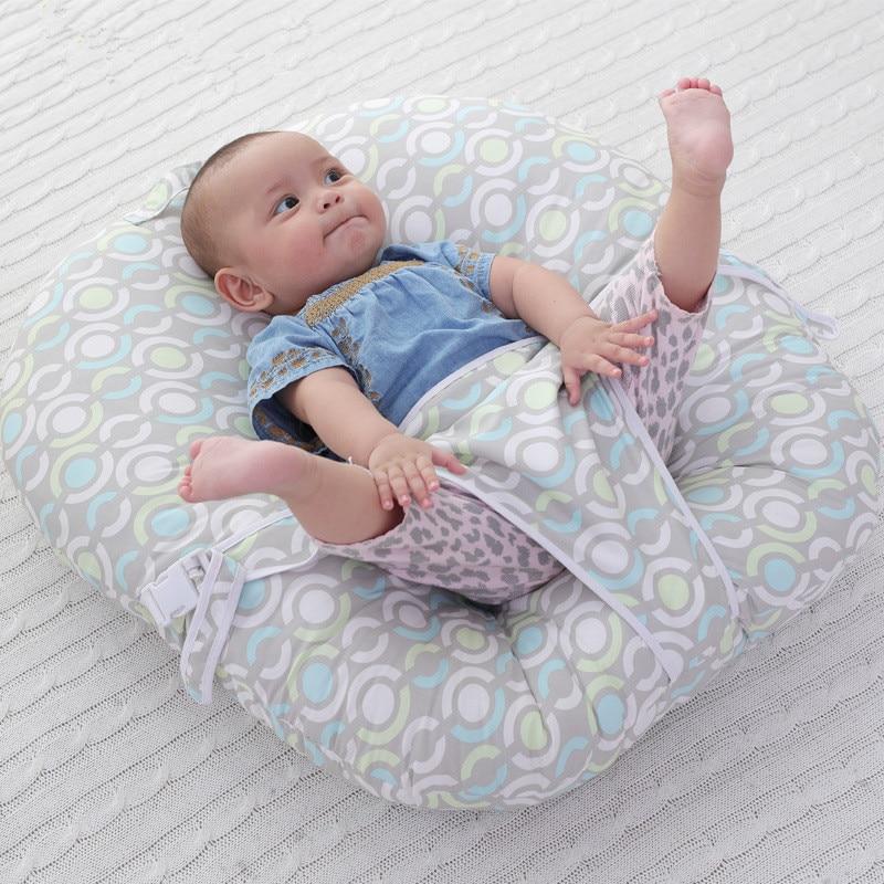 Kinder Druck Säugling Plüsch Baby Sofa Sitz Baby Bett Fütterung Weichen Stuhl Vorhanden Für Kinder Schlafen Bett Baby Unterstützung sitz Weichen-in Kindersitze & Sofa aus Mutter und Kind bei AliExpress - 11.11_Doppel-11Tag der Singles 1