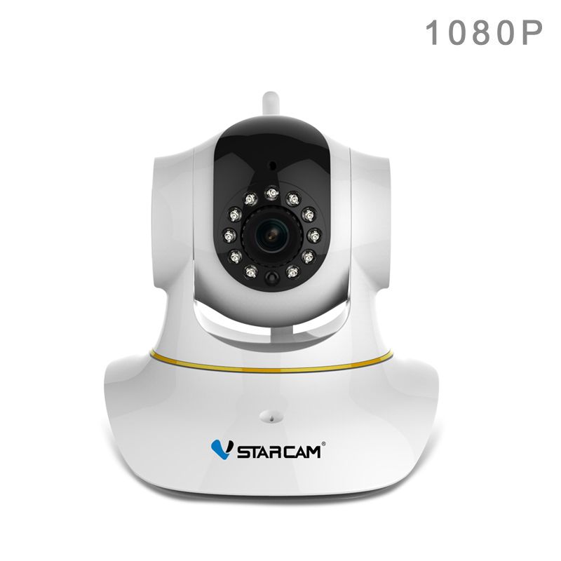 Vstarcam C35S 1080P Wireless IP Security Surveillance System HD Night Vision Baby Monitor Pan/Tilt Network Indoor Dome Camera wireless security camera hd indoor wifi surveillance with motion detection pan tilt two way audio night vision baby monitor